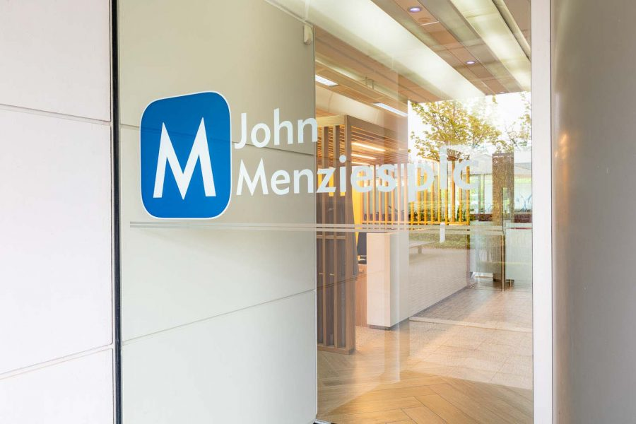 John Menzies Distribution